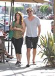 Pedro Pascal and Robin Tunney