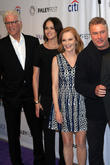 Ted Danson, Jorja Fox, Marg Helgenberger and William Petersen