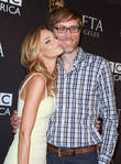 Christine Marzano and Stephen Merchant