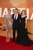 Kristen Wiig, Matt Damon and Jessica Chastain