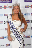 The National, Miss Great Britain 2015 and Zara Holland