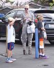Gwen Stefani Debuts New Single After Divorce