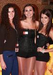 Shaquille O'neal, Kira, Kayla and Hosts