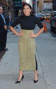 Gina Rodriguez Launching Lingerie Line