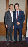 Josh Stamberg and Dominic West