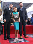 Jimmy Kimmel, Kelly Ripa and Joel Mchale