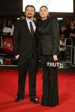 James Vanderbilt and Wife Amber