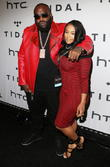 Rick Ross' Fiancee Dismisses Breakup Rumours