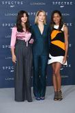Monica Bellucci, Lea Seydoux and Naomie Harris
