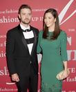 Justin Timberlake Honoured At Fashion Gala