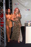 Little Mix, Leigh-anne Pinnock and Jade Thirlwall