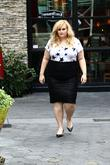 Rebel Wilson Filming Absolutely Fabulous For Free