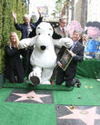 Snoopy, Chamber Officials, Paul Feig and Craig Schultz