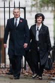 Tony Blair and Cherie Blair