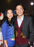 Randall Park and Jae Suh