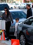 Kourtney Kardashian, Scott Disick and Mason Dash Disick