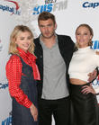 Chloe Grace Moretz, Alex Roe and Maika Monroe