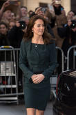 Duchess Of Cambridge Turns Journalist For Children's Charity