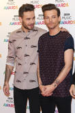 One Direction, Liam Payne and Louis Tomlinson