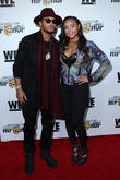 Romeo Miller and Cymphonique Miller
