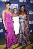 Jennifer Hudson, Cynthia Erivo and Danielle Brooks