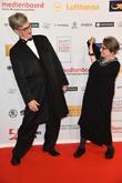 Wim Wenders and Agnieszka Holland