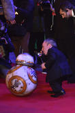 Warwick Davis and Star Wars