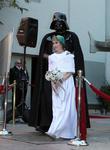 Star Wars, Caroline Ritter and Darth Vader