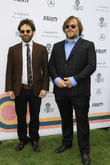 Charlie Kaufman and Jack Black