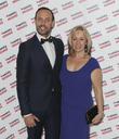 Jason Gardiner and Karen Barber