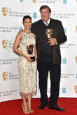 Stephen Fry and Gugu Mbatha-raw