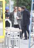 Joe Jonas, Wilmer Valderrama and Nick Jonas