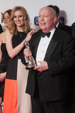 Laura Carmichael and Julian Fellowes