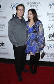 Phil Laak and Jennifer Tilly
