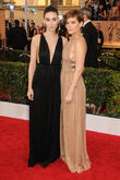 Rooney Mara and Kate Mara