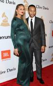 Chrissy Teigen and John Legend