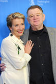Emma Thompson and Brendan Gleeson
