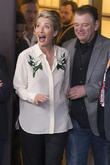 Emma Thompson and Brendan Gleeson