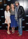 Madison Iseman, Joey Lauren Adams and Billy Ray Cyrus