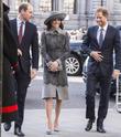Duke Of Cambridge, Duchess Of Cambridge and Prince Harry