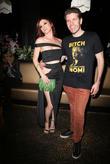 Jessica Sutta and Perez Hilton