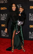 Monica and Laiyah Shannon Brown