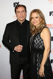 Kelly Preston Amazed By Husband's John Gotti Performance