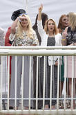 Kirsty Leigh Porter, Jamie Lomas, Jessica Fox and Stephanie Waring