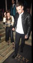 Cheryl Fernandez Versini and Liam Payne