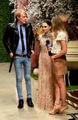 Ken Downing and Stacey Bendet