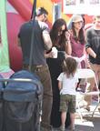 Megan Fox, Brian Austin Green and Noah Shannon Green