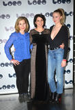 Sally Phillips, Sadie Frost and Lily Loveless