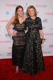 Christina Huffington and Arianna Huffington