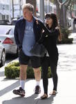 Alec Baldwin, Hilaria Baldwin and Hilaria Thomas